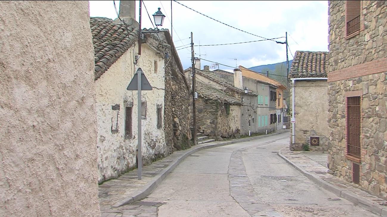 Villavieja del Lozoya, un pueblo madrileño limpio de covid-19