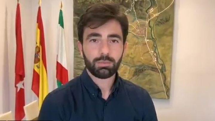"""Roberto Ronda, alcalde de San Agustín de Guadalix: """"El bando busca mediar entre todos los vecinos"""""""