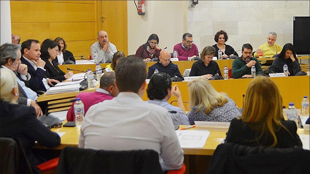 Pleno del Ayuntamiento de Coslada