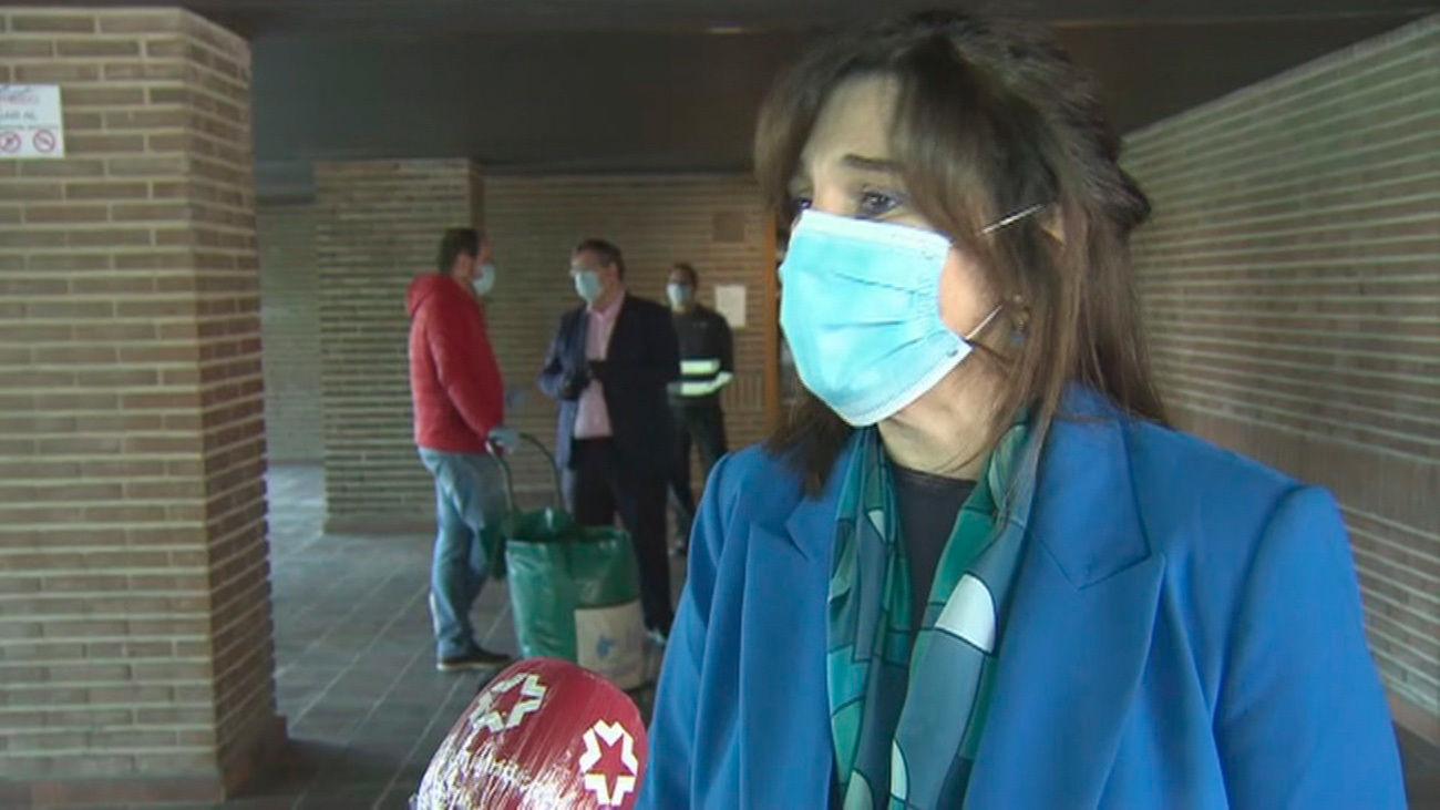 Susana Pérez, alcaldesa de Pozuelo de Alarcón