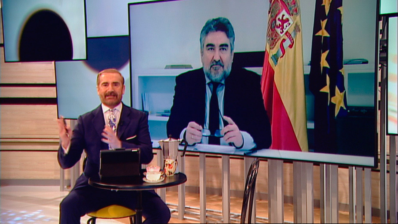 """Rodríguez Uribes: """"La vuelta a la normalidad en el deporte será progresiva"""""""