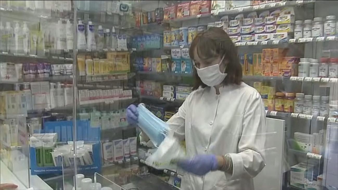 Las farmacias temen grandes pérdidas por el nuevo precio de las mascarillas