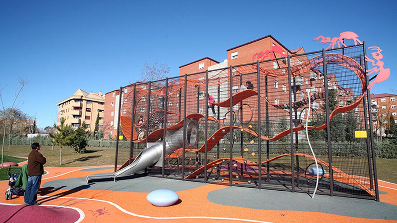 Alcobendas abrirá 31 parques y zonas verdes para que los niños puedan pasear