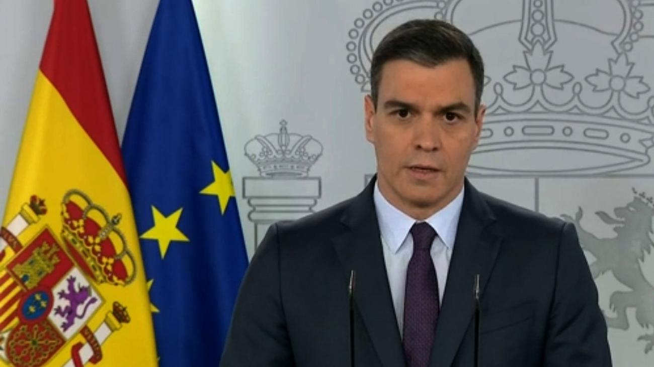 Sánchez anuncia la opción de salir a hacer deporte y a pasear tras el 2 de mayo