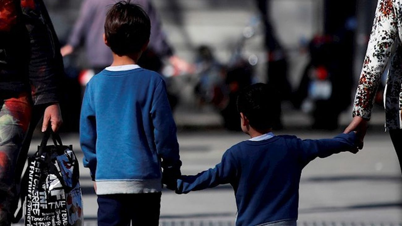 Última hora sobre el coronavirus: El Gobierno publica una Guía sobre la salida de los niños