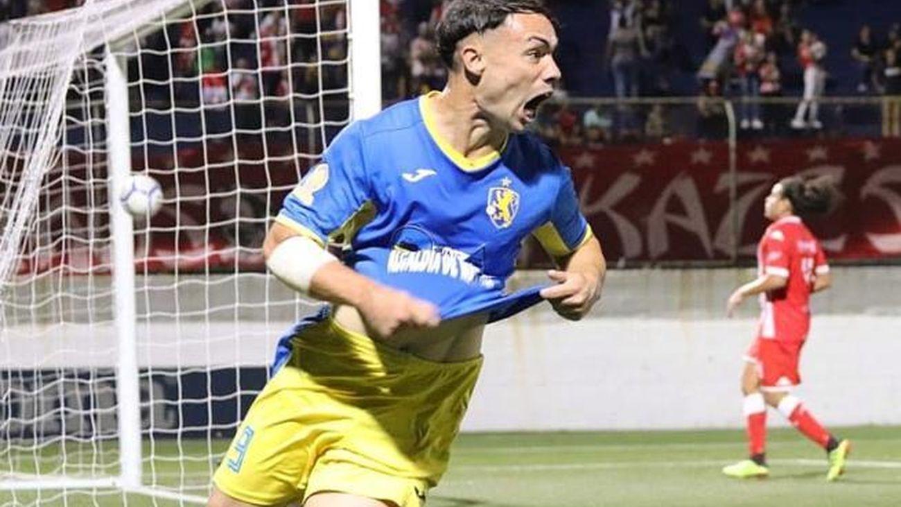 Pablo Gallego, el único jugador español actualmente activo (en Nicaragua)