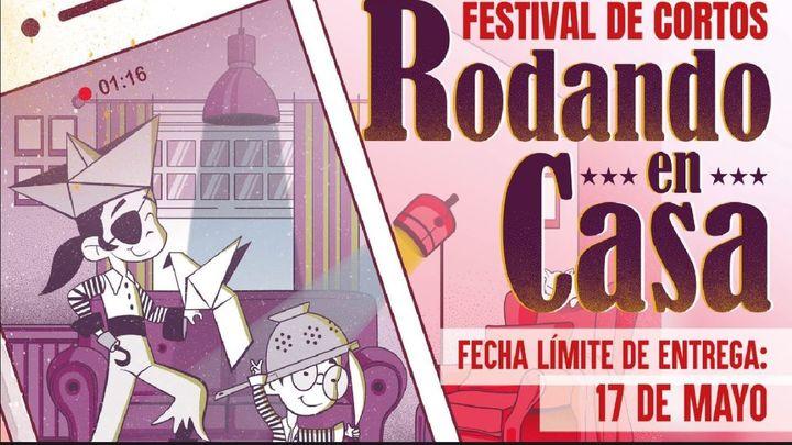 Boadilla y CortoEspaña ponen en marcha el concurso 'Rodando en casa'