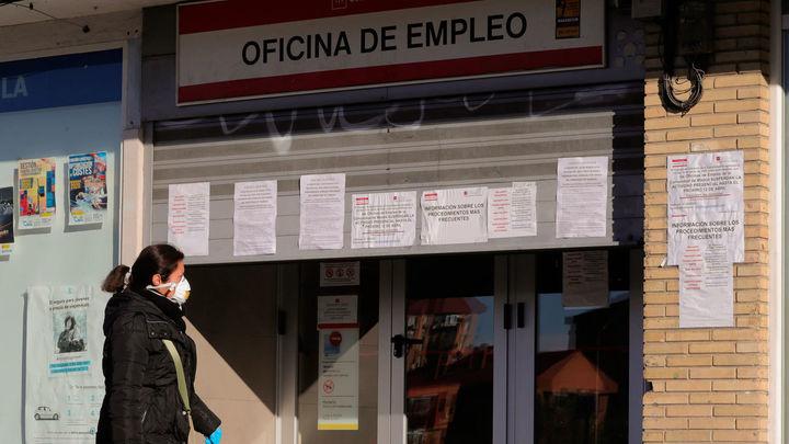 La Comunidad de Madrid alcanza los 373.000 parados en el primer trimestre