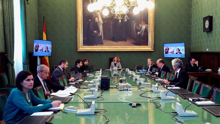 El Congreso da luz verde a la comisión de reconstrucción por unanimidad