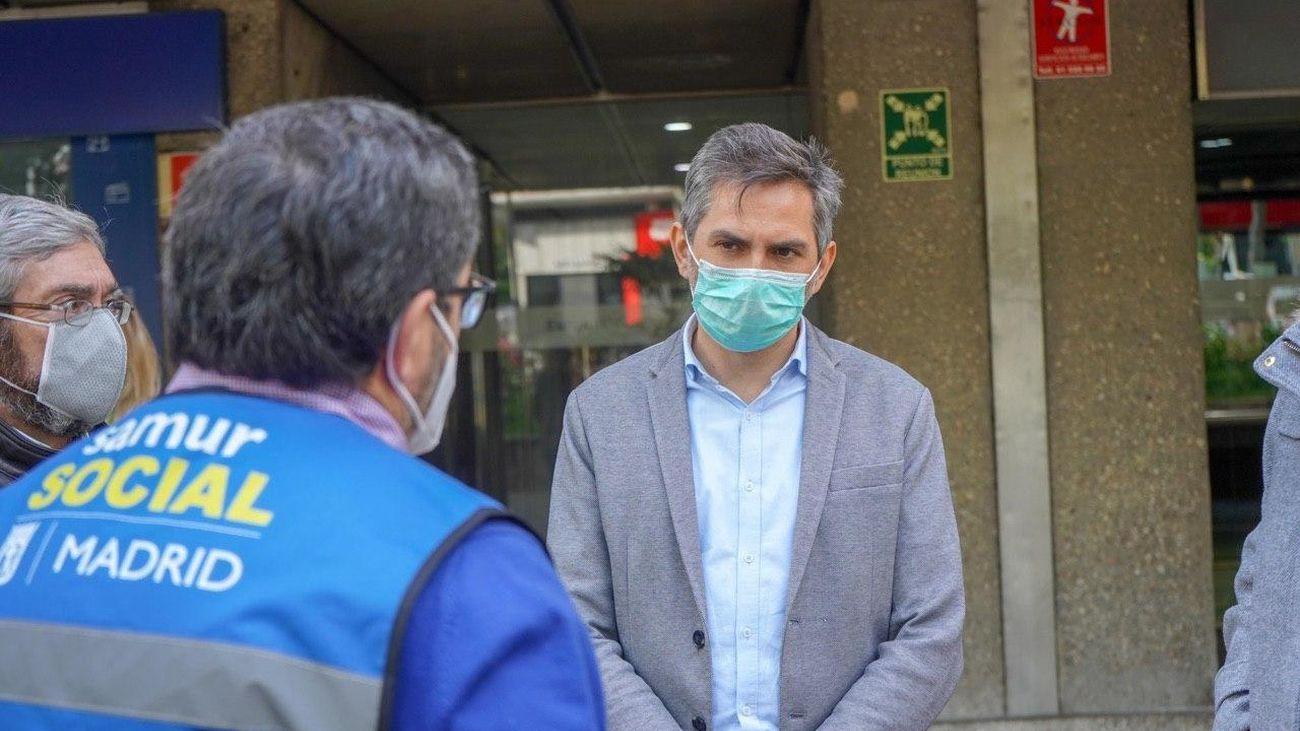 Entrevista a José Aniorte, Delegado Área Familias, Igualdad y Bienestar Social en el Ayuntamiento de Madrid