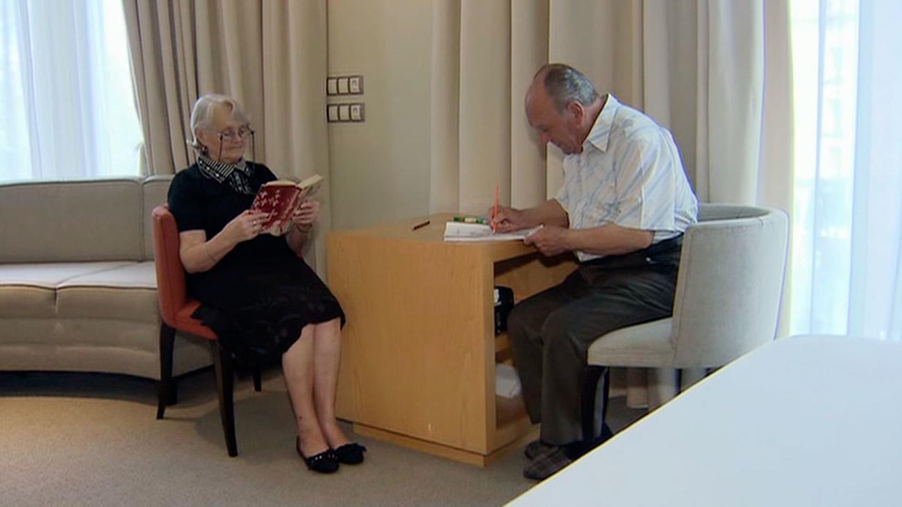 Hoteles libres de coronavirus para personas mayores