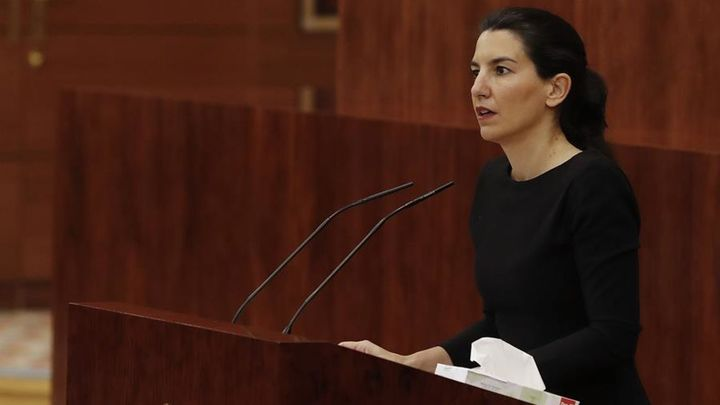 """Monasterio pide la dimisión de Reyero, medicalizar las residencias y a Ayuso que """"proteja Madrid"""""""