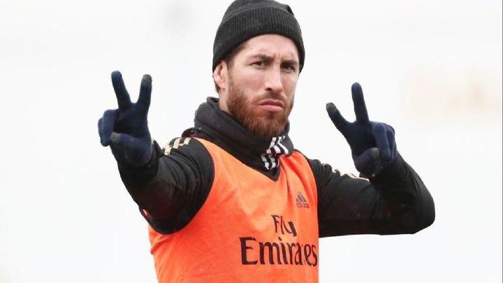 """Sergio Ramos: """"Estoy deseando volver a jugar y competir"""""""