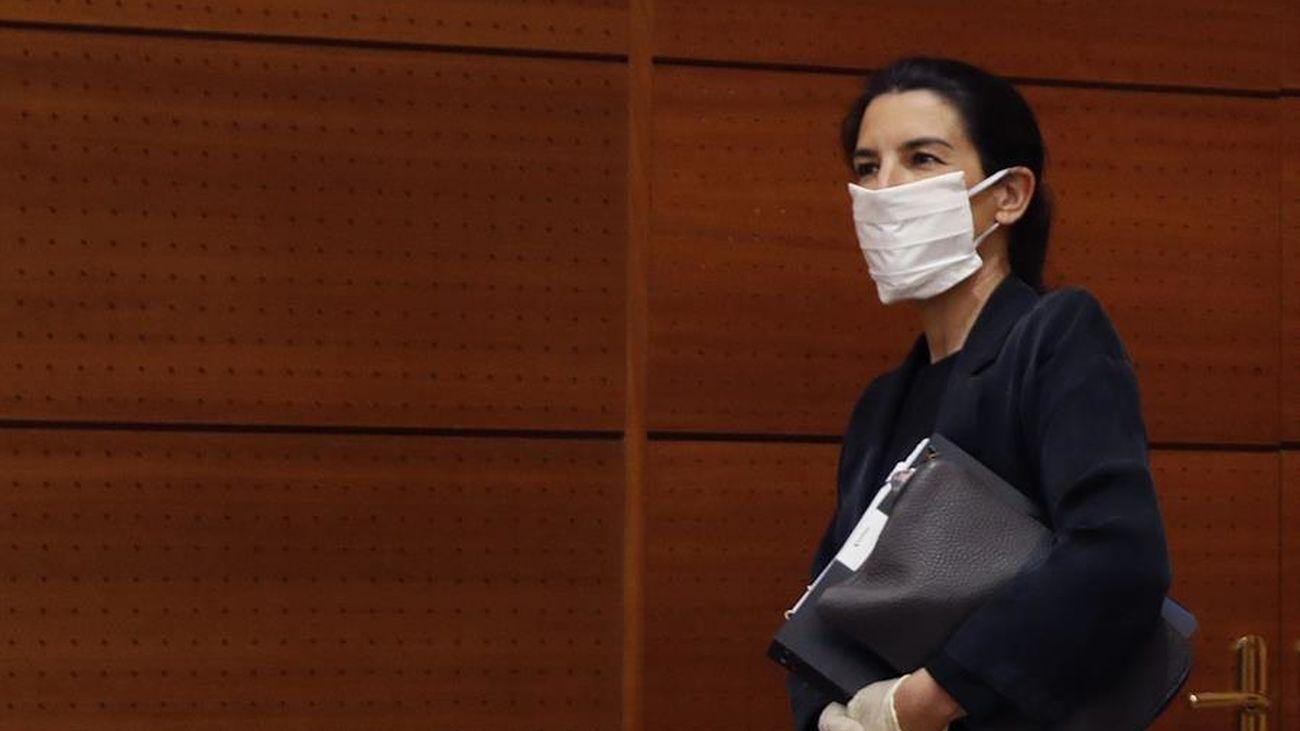 Especial Pleno de la Asamblea de Madrid sobre la gestión de la crisis del coronavirus (parte 2)