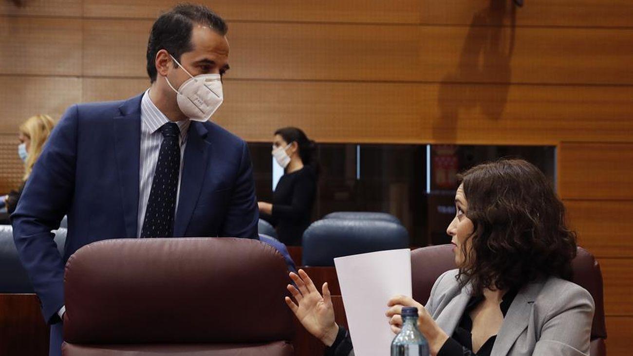 Especial Pleno de la Asamblea de Madrid sobre la gestión de la crisis del coronavirus (parte 1)