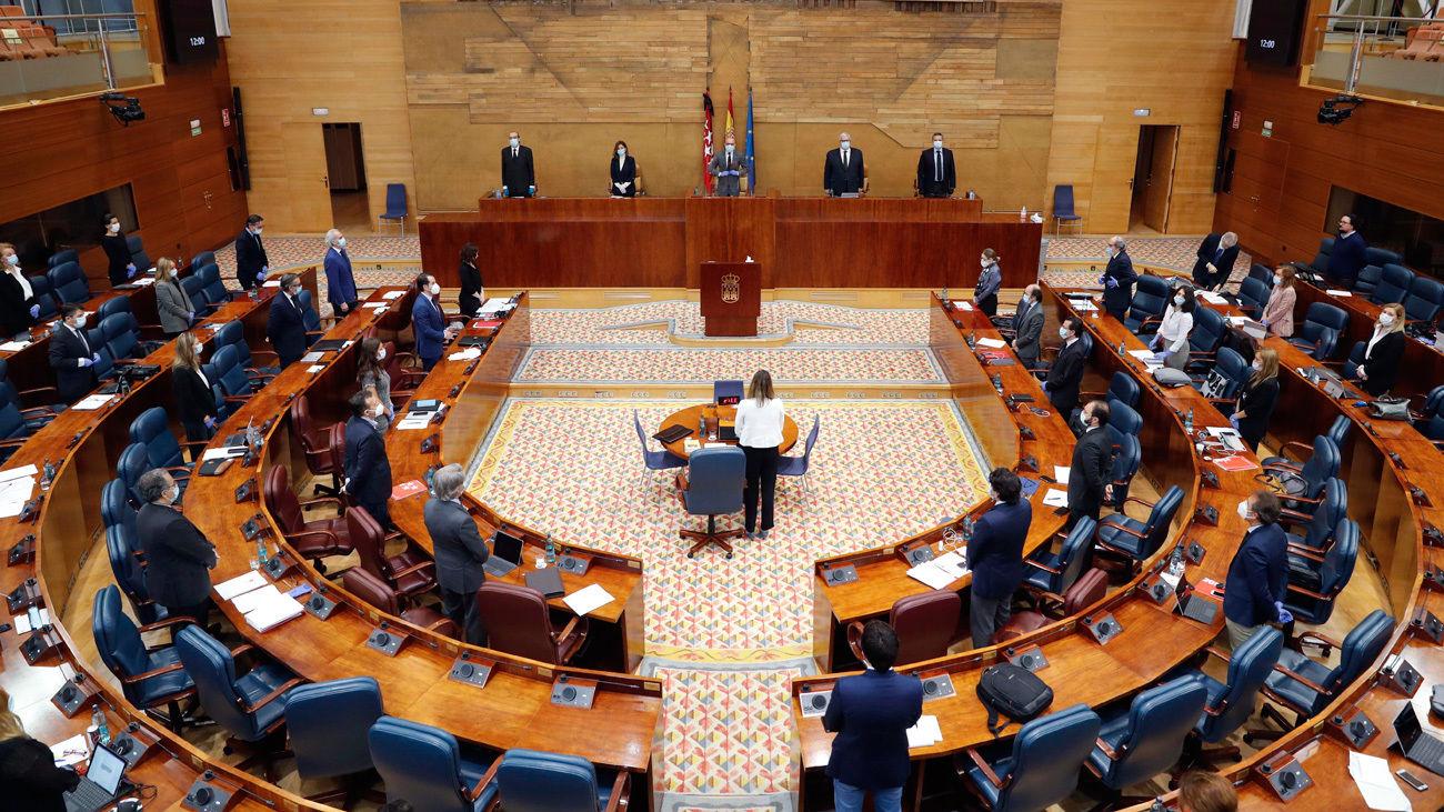 Especial Pleno de la Asamblea de Madrid sobre la gestión de la crisis del coronavirus (parte 3)