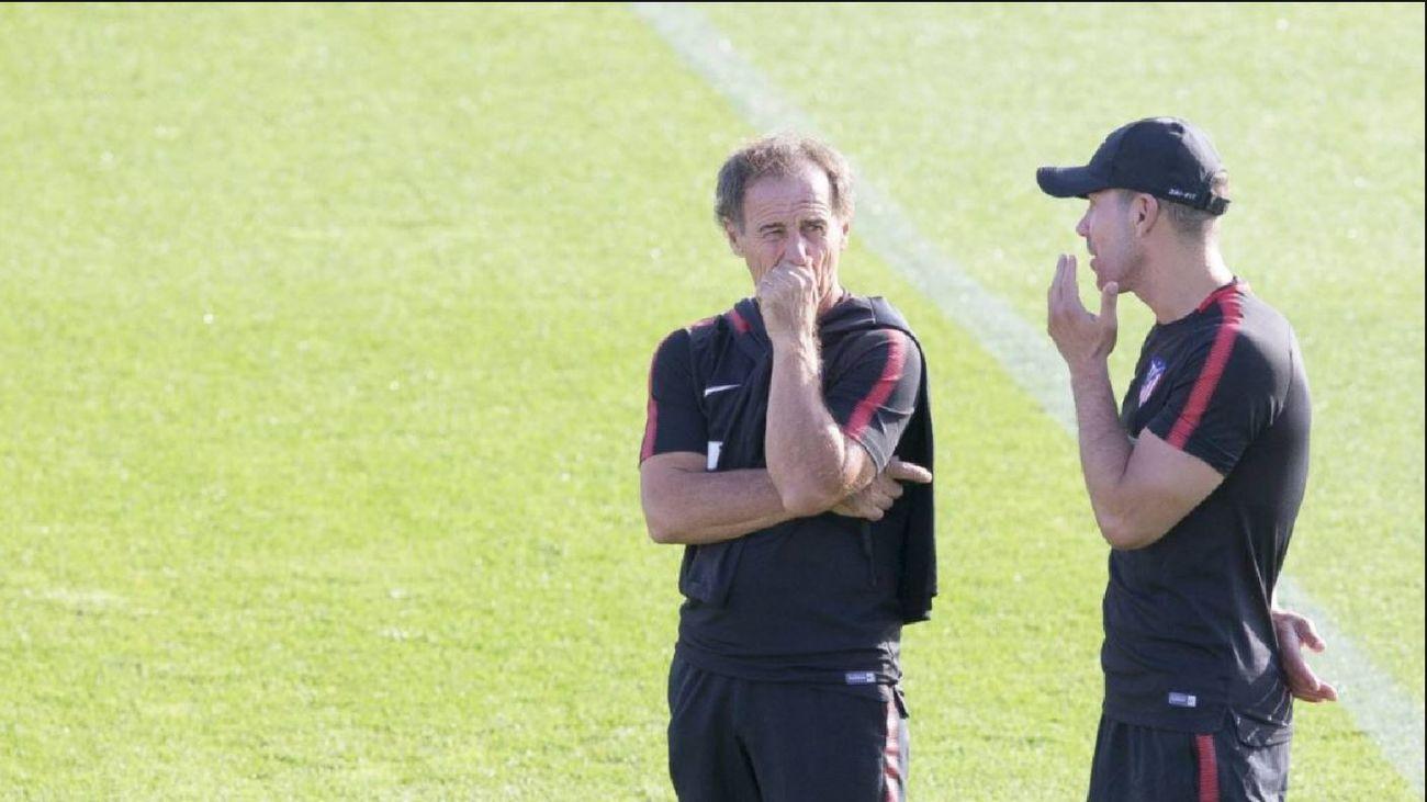 El profe Ortega y Simeone