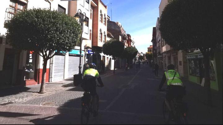 La Policía de Getafe patrullará en bicicleta durante la desescalada