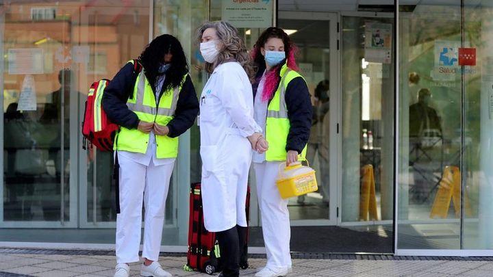 Madrid rompe la tendencia diaria de descensos en el número de fallecidos por coronavirus