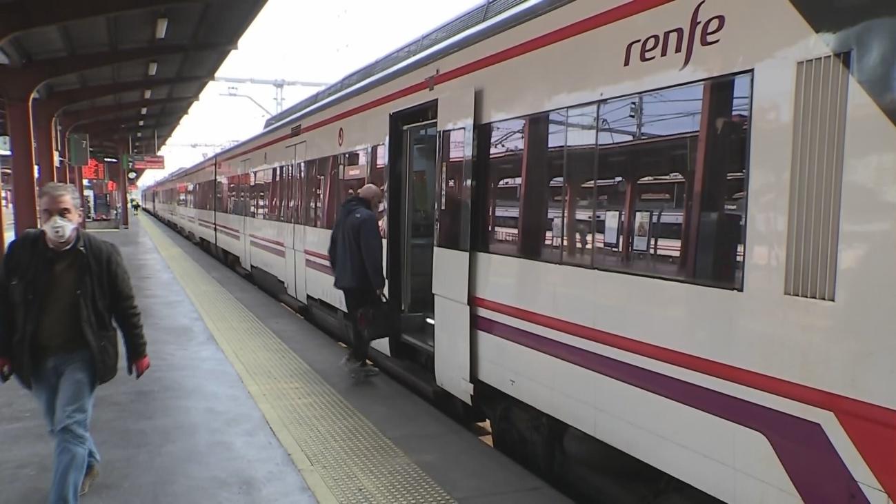 Los viajeros de Metro y Cercanías accederán por separado en la estación de Chamartín