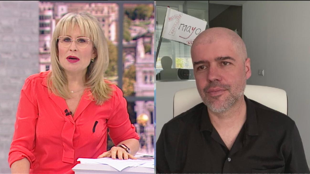 """Unai Sordo, secretario general de CCOO: """"Vamos a permitir flexibilidad en los ERTEs"""""""