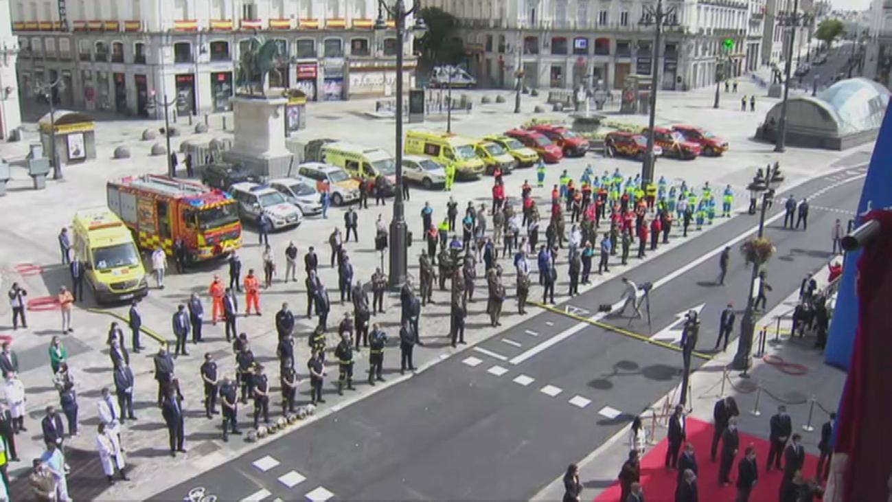 Especial actos de homenaje del 2 de Mayo en Madrid - 1ª parte
