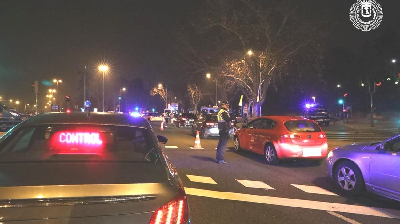 La Policía Municipal de Madrid multó el sábado a 1.434 personas, el triple de lo habitual