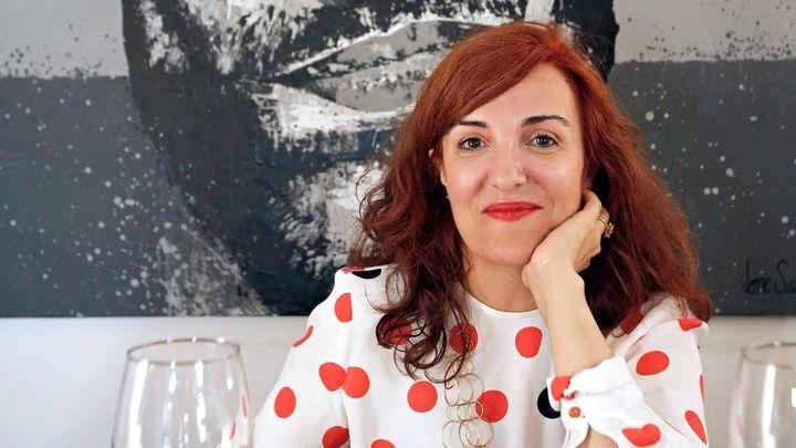 Elvira Lindo presenta su última novela, 'A corazón abierto'
