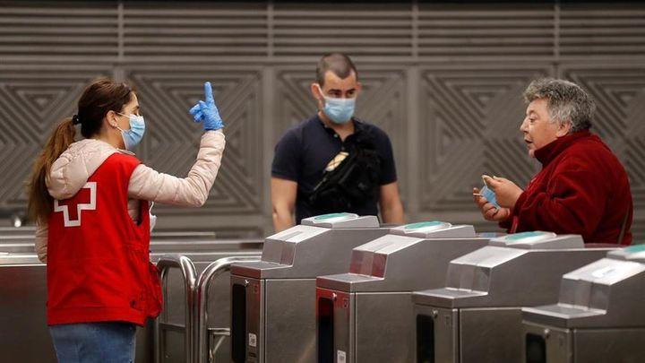 Las multas por no llevar mascarilla en el transporte público oscilarán entre los 600 y los 30.000 euros