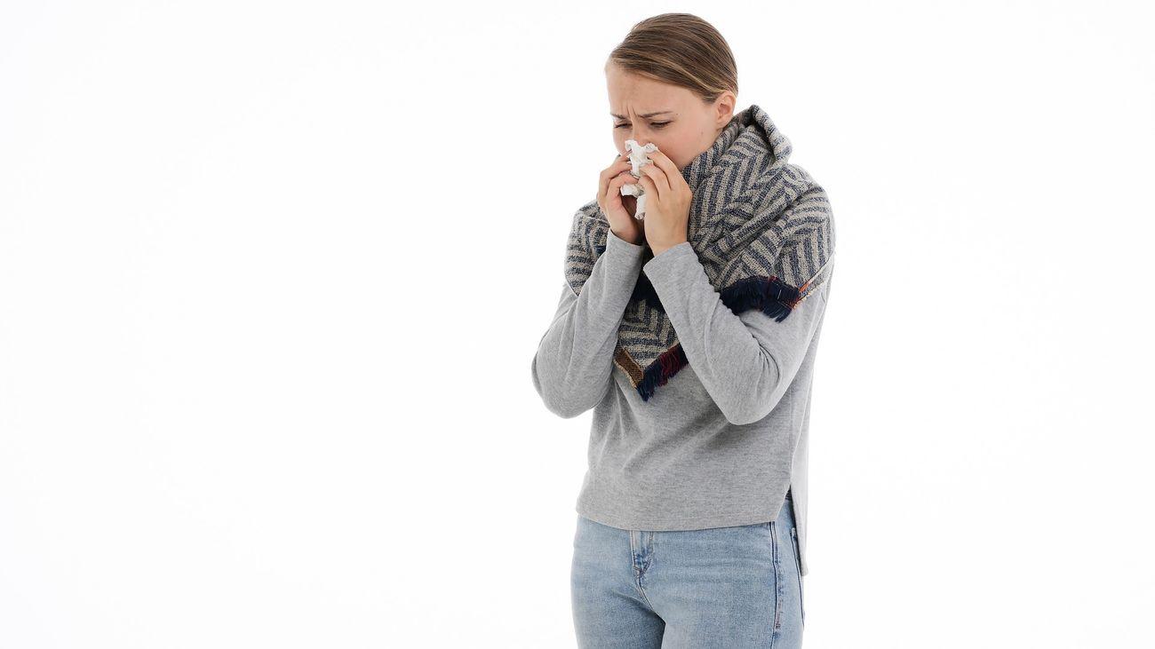 ¿Ha tenido menos incidencia la gripe común?