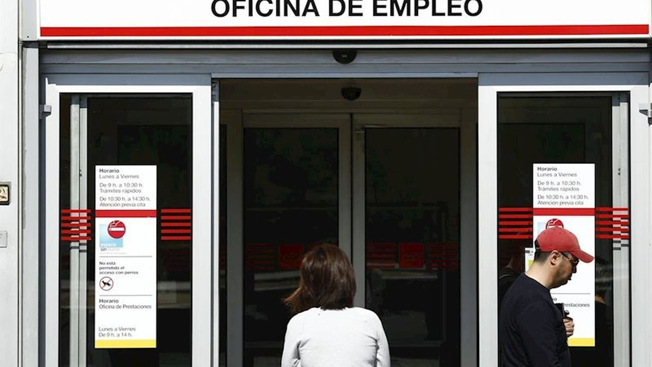 El paro en Madrid se dispara por el Covid 19