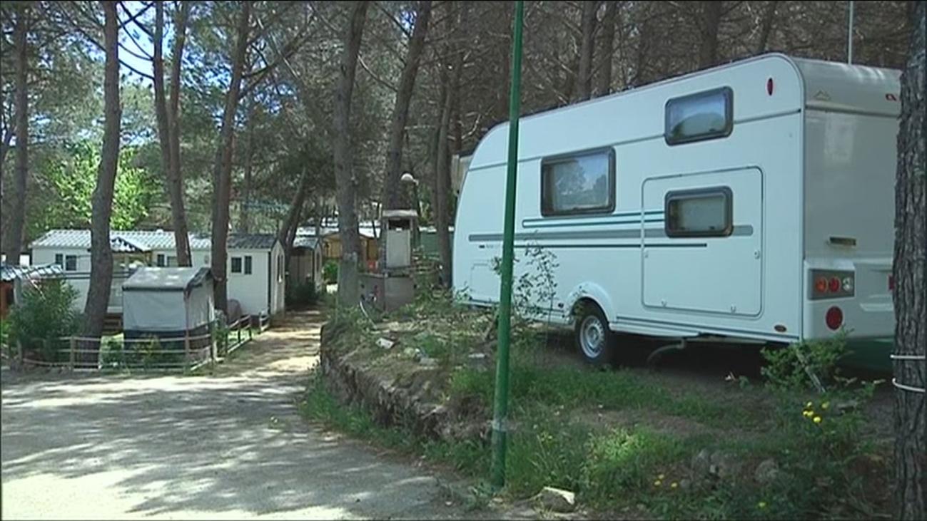 Los campings de Madrid se preparan para la desescalada
