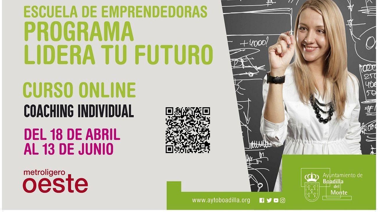 El programa Lidera tu Futuro forma a futuras emprendedoras de Boadilla del Monte