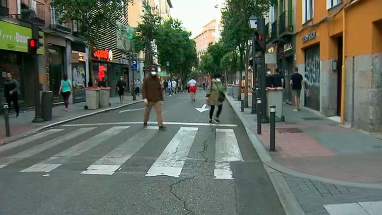 Las calles Fuencarral y Hortaleza también serán peatonalizadas