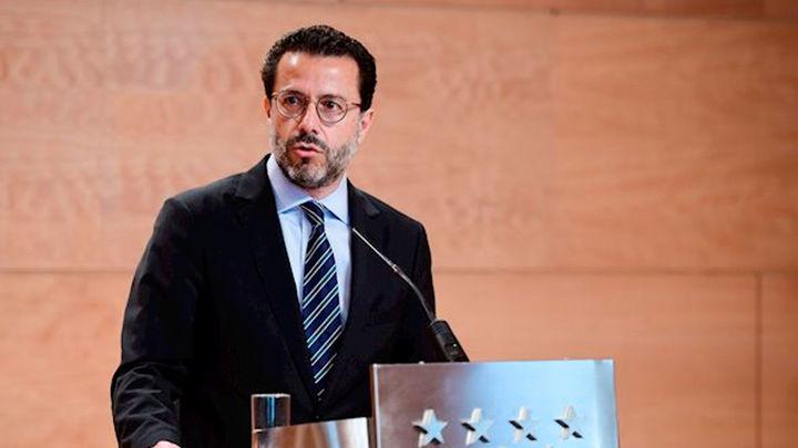 """Fernández-Lasquetty: """"Para que haya salud hemos de tener generación de riqueza"""""""