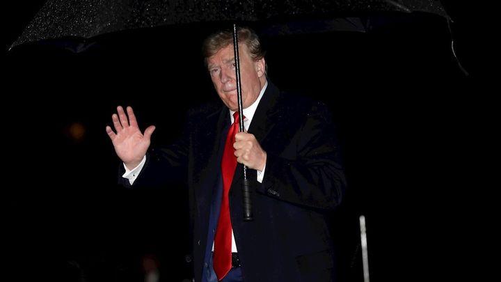 Versiones contradictorias sobre la salud de Trump tras ser ingresado por Covid-19