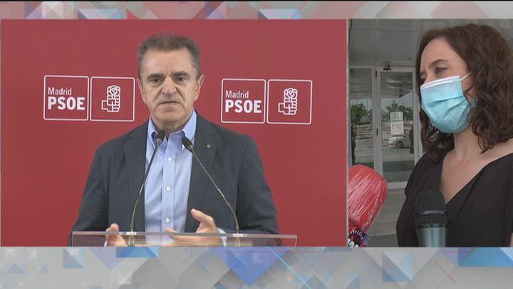 """Ayuso, sobre José Manuel Franco: """"Hoy es el día para pedir su dimisión, es lo más sensato"""""""