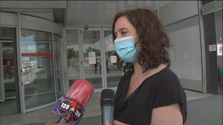 Ayuso anuncia un nuevo hospital permanente para epidemias  con 1.000 plazas en otoño