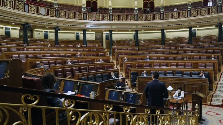 El Congreso renueva la prórroga del estado de alarma hasta el 24 de mayo