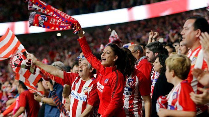 El Atlético descontará esta temporada un 20% de los abonos