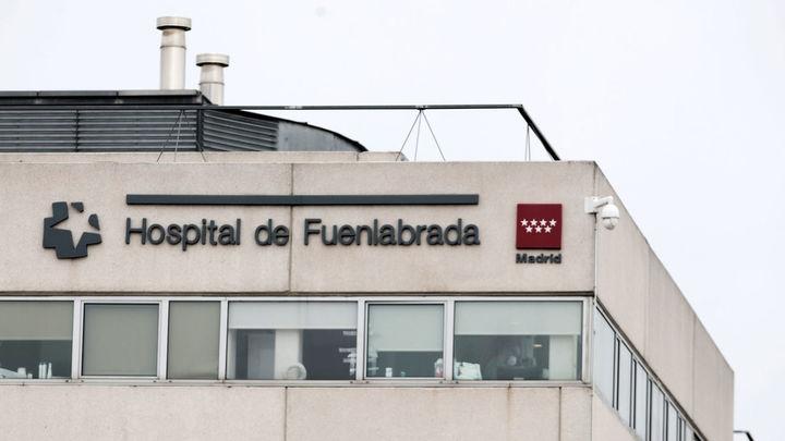 El Hospital de Fuenlabrada retomará las consultas externas el próximo lunes