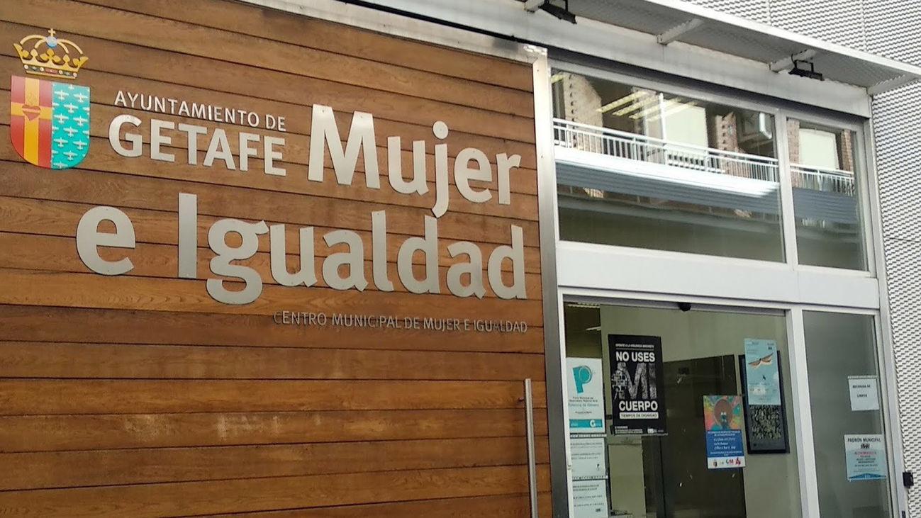 Centro Municipal de Mujer e Igualdad del Ayuntamiento de Getafe