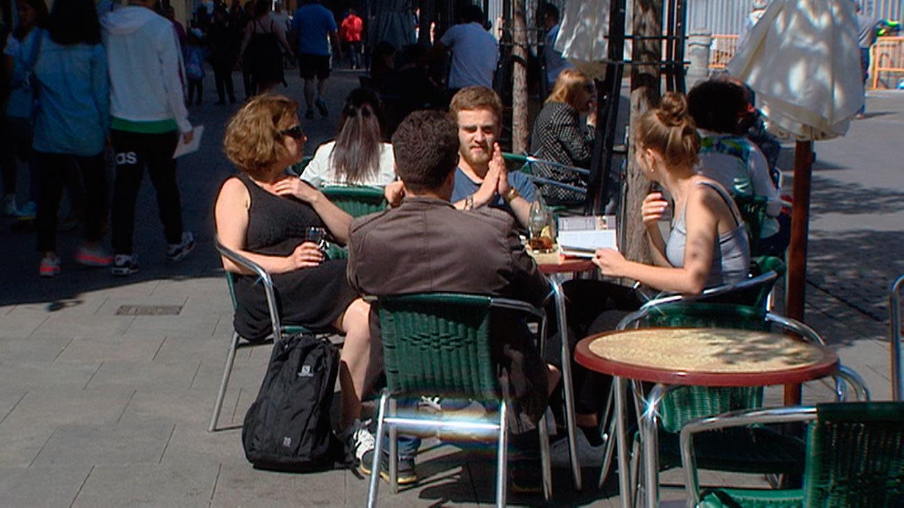 Vecinos de Chamberí temen que la apertura de terrazas y barras traiga ruido a la zona