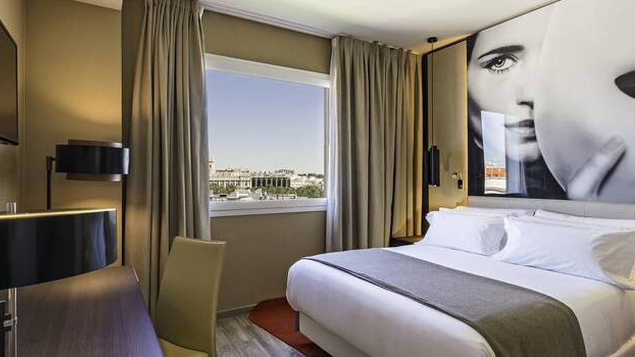 Hotel NH en Madrid