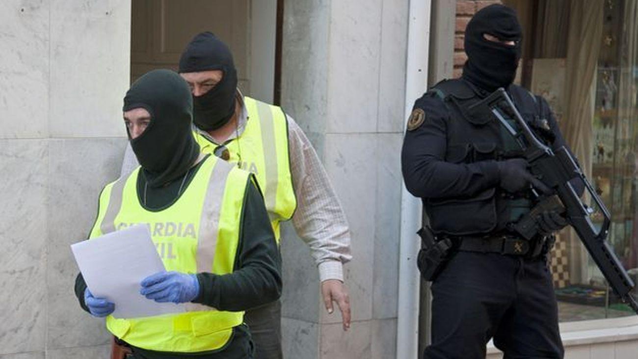 Detenido en Barcelona un seguidor del Dáesh que quería cometer un atentado