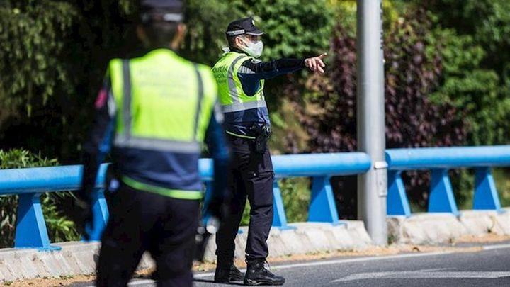 La Policía Municipal de Madrid refuerza la vigilancia en las calles peatonalizadas y contra el botellón