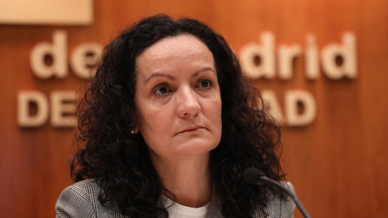 Yolanda Fuentes, ex-directora de Salud Pública de la Consejería de Sanidad