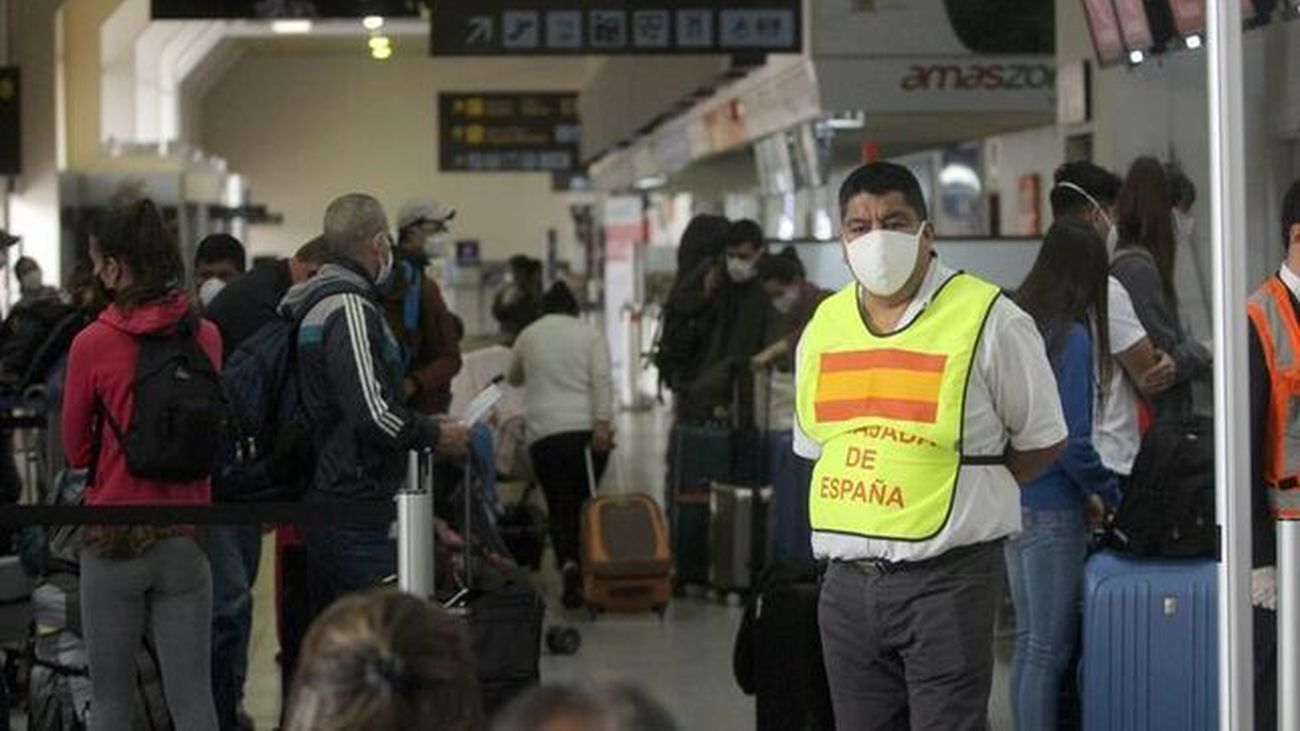 Al menos 271 españoles y residentes en España varados en Bolivia