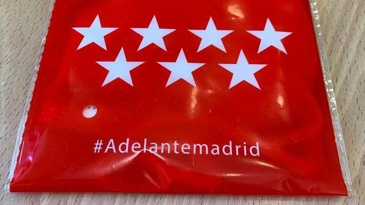 Madrid recibe un cargamento con más de dos millones de mascarillas