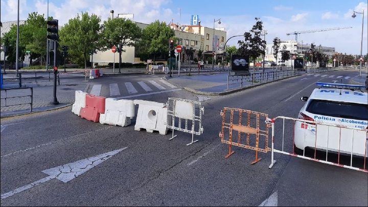 Alcobendas peatonaliza las dos arterias principales de su centro urbano